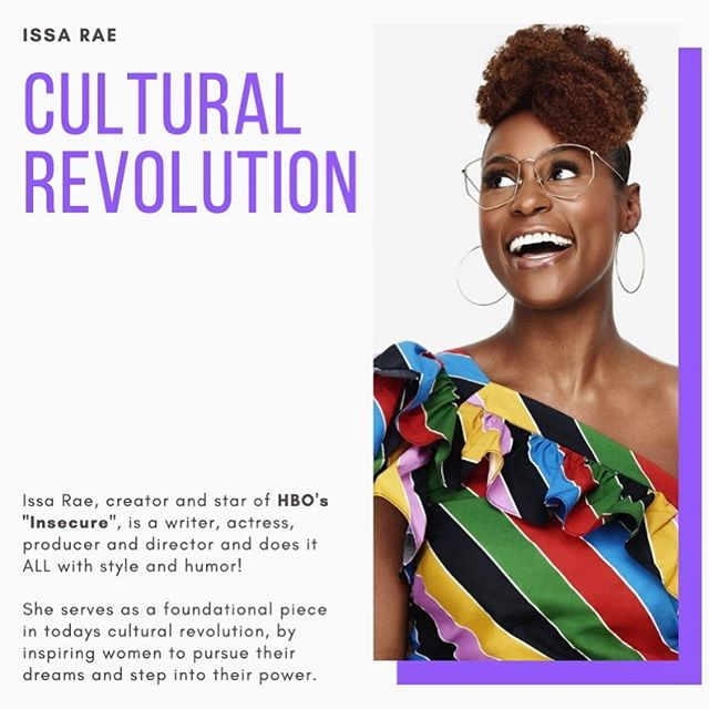 Todays #WomenCrushWednesday goes to @issarae ! 💕  #GoodMorning #Inspiration #WCW #IssaRae #HBO #insecurehbo #blacklove #Love #InstaLove #InstaGood #Beautiful #Happy #Nonprofit #Empowerment #Donate #Support #Charity #Community #Humanity #LikeforLikes