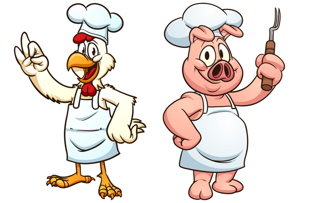 Pig & Chicken