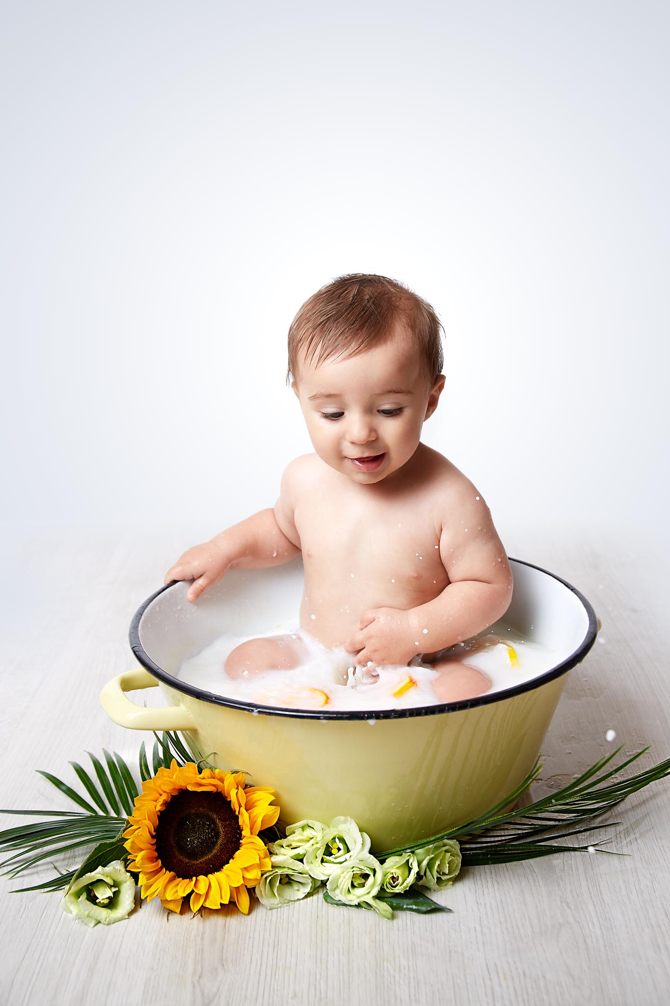 Copie de photo bain bébé valence