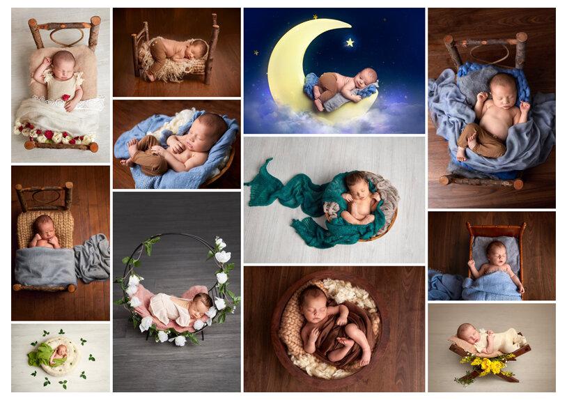 newborn photographer Grenoble