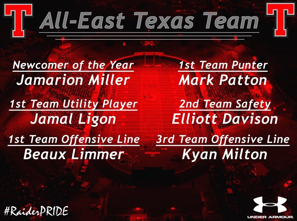 Tyler Paper All-East Texas    Team.JPG