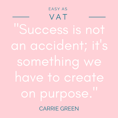 Carrie Green Quote