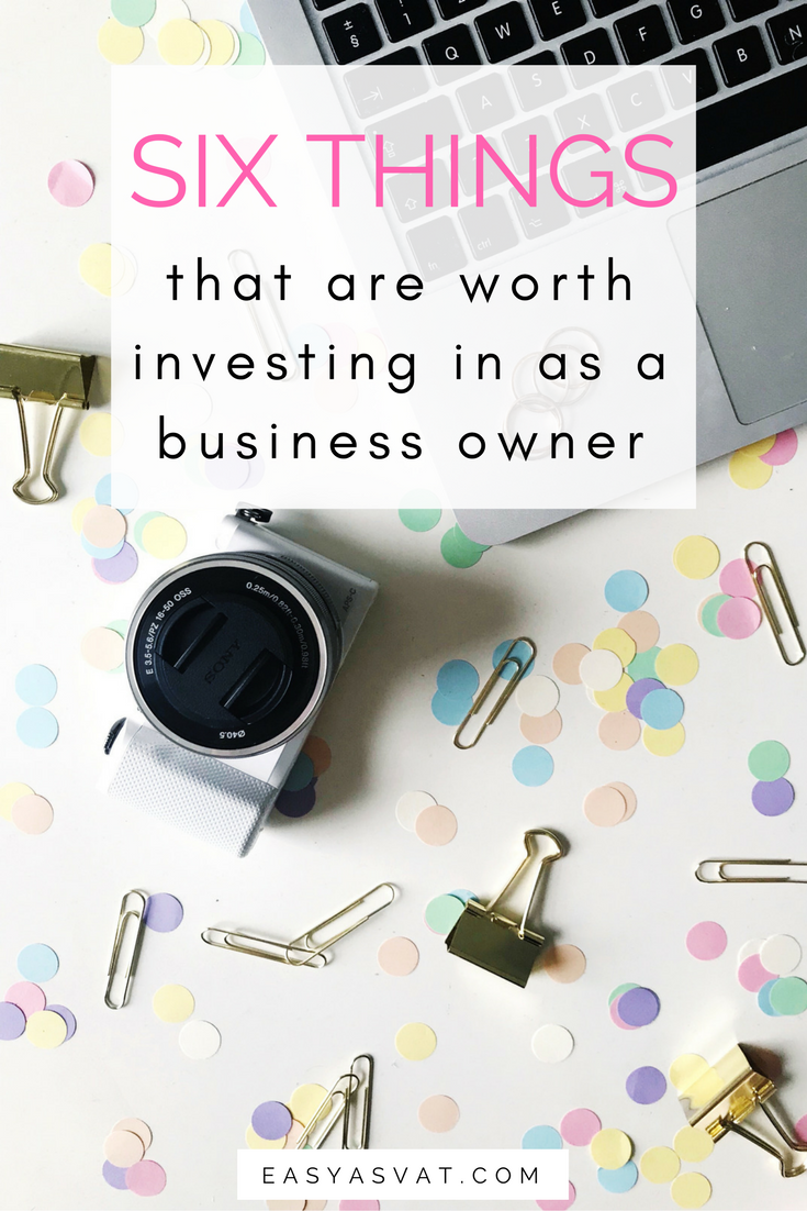 Six things that are worth investing in as a new business owner