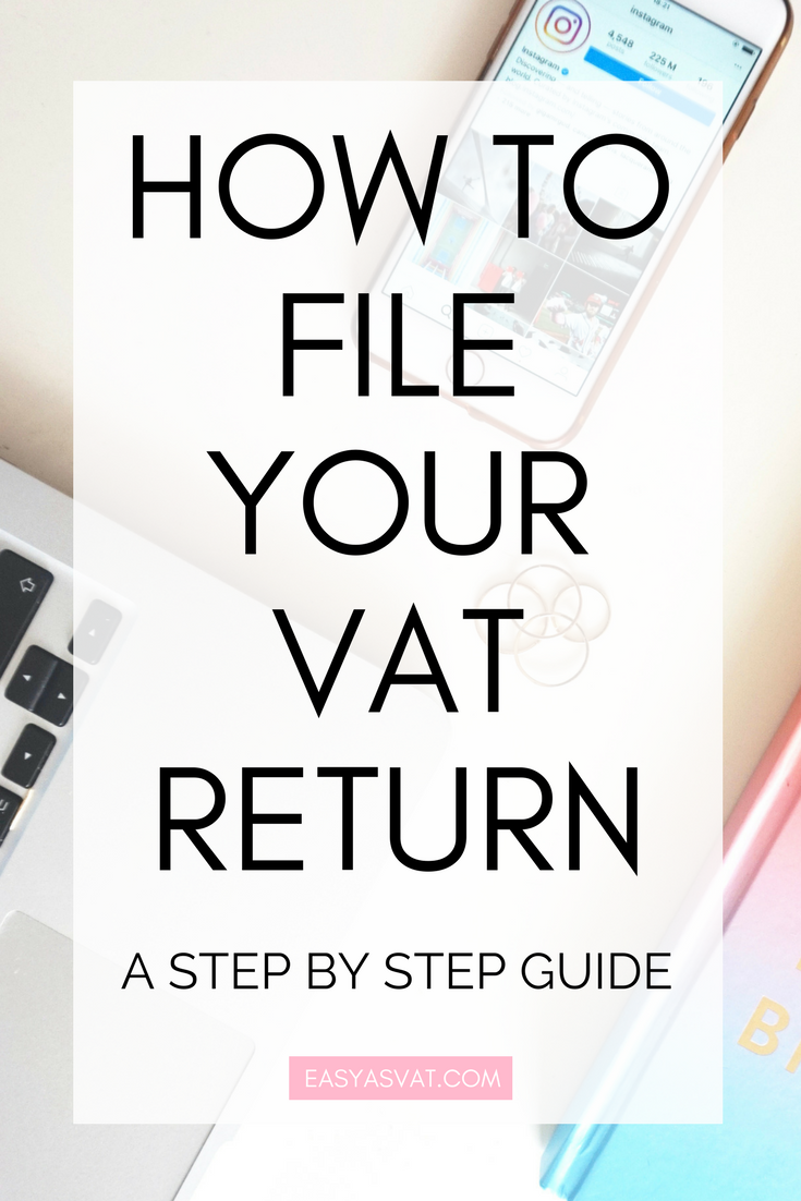 How to file your VAT return | Easy As VAT