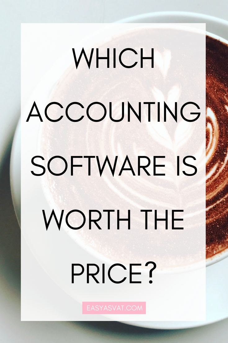 Which accounting software is the best? | UK financial coach for female business owners