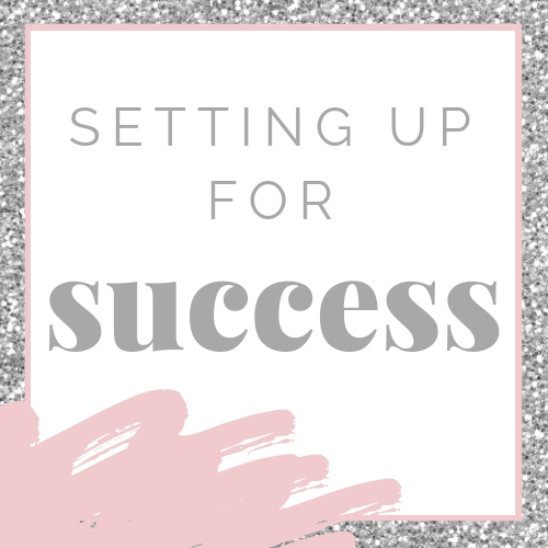 Setting Up For Success - Setting Up For Success breaks down everything you need to know to ensure your business gets off to a flying start, from market research to setting up client contracts into simple, bite-sized steps.