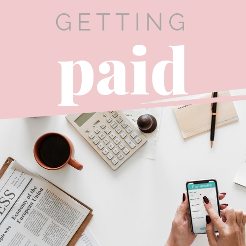 Getting Paid - Getting Paid is all about…well, getting paid! Setting the right prices, invoicing properly and preventing annoying late payments are all covered in this course.
