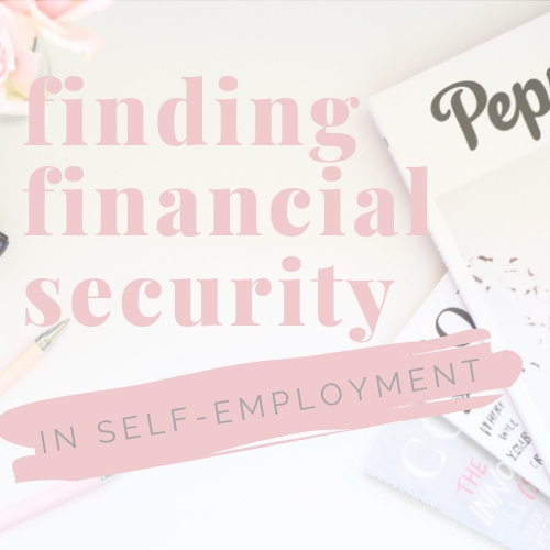 Finding Financial Security in Self-Employment - Have you been told that being self-employed is a risky move? Well, it doesn't have to be. This course shows you how to make a steady income, be financially secure and overcome money worries when you work for yourself.