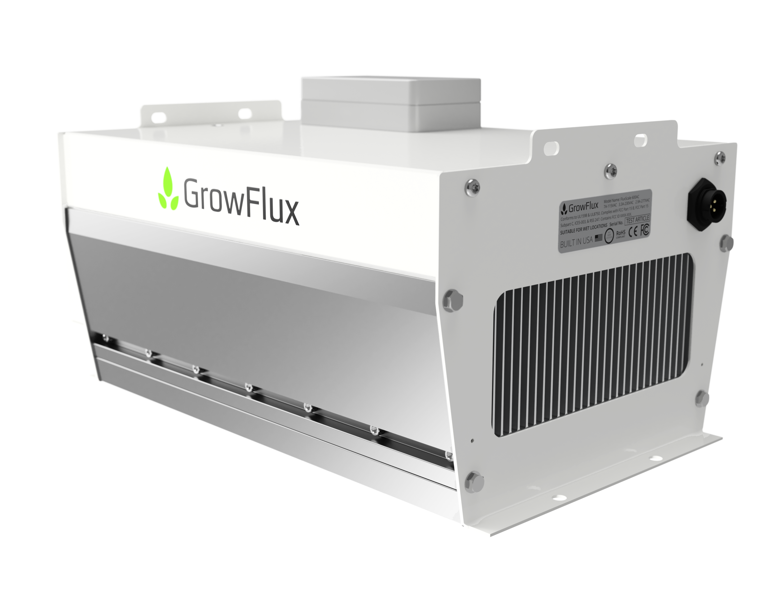 GrowFlux FluxScale LED Grow Light