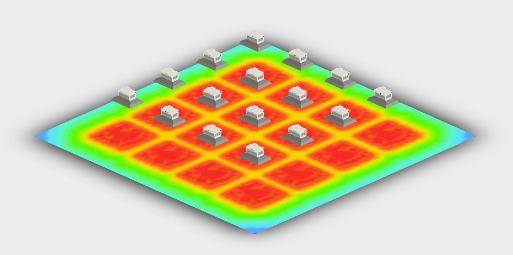 FluxScale RAY Reflector Array