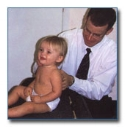 Dr. Brown cares for all ages. Chiropractic is a wonderful choice for proven, safe and effective healthcare. -