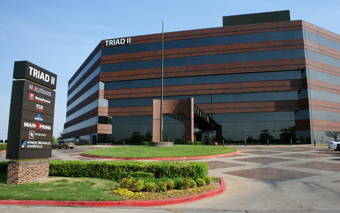 Triad II Multistory Office Building with Space Available in Tulsa, Oklahoma