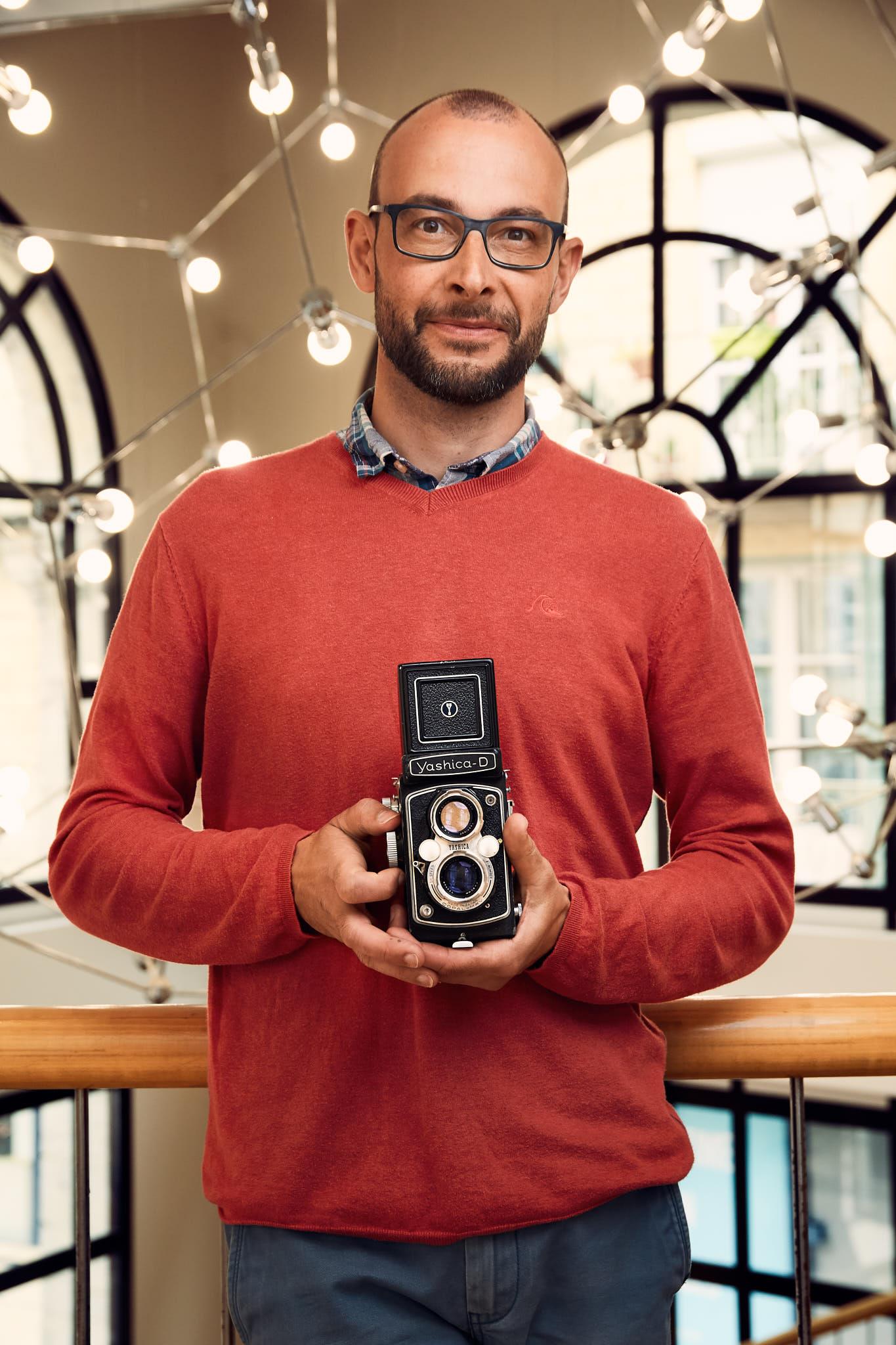 Portrait professionnel d'entreprise Grenoble Isère