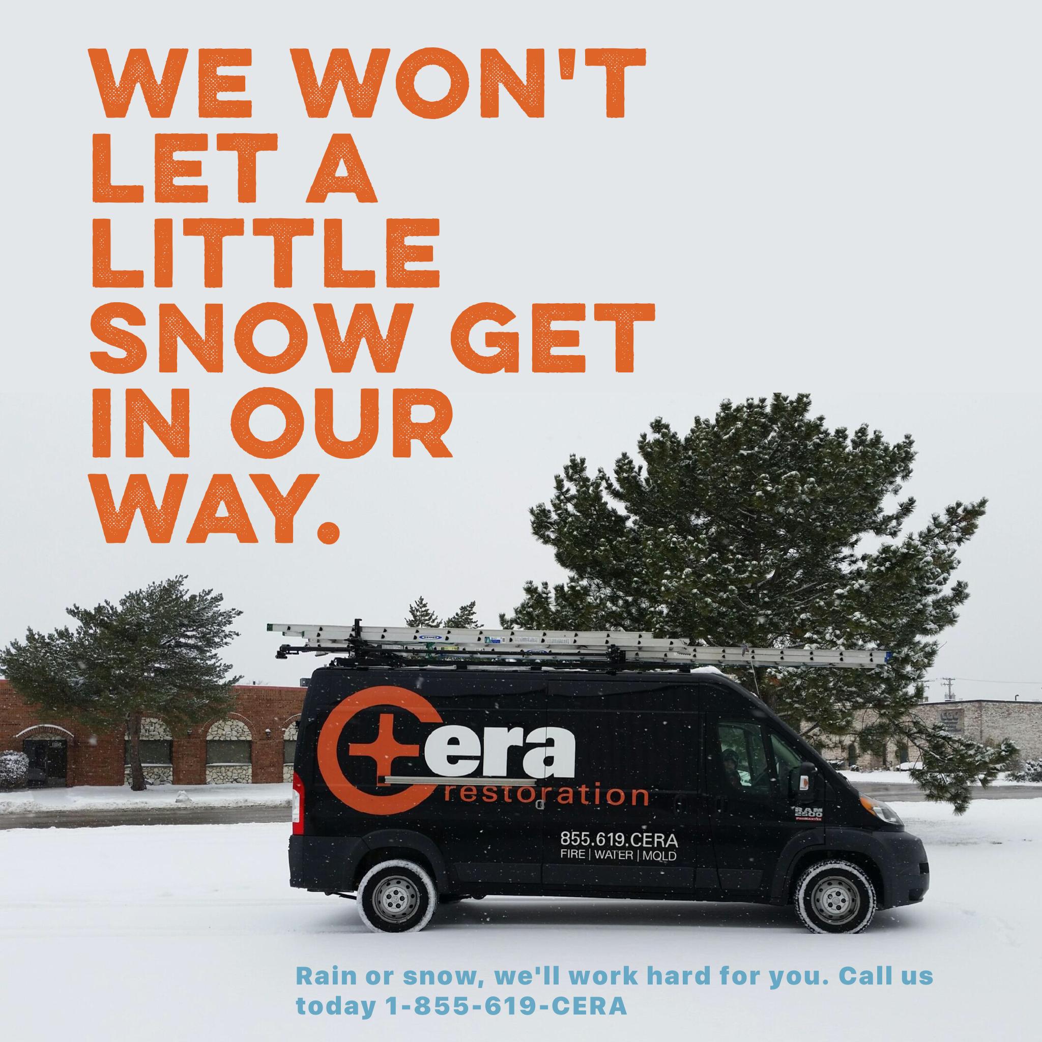 Cera Restoration Truck