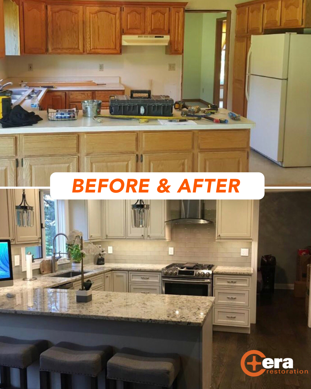 Cera Restoration Before and After photo 02