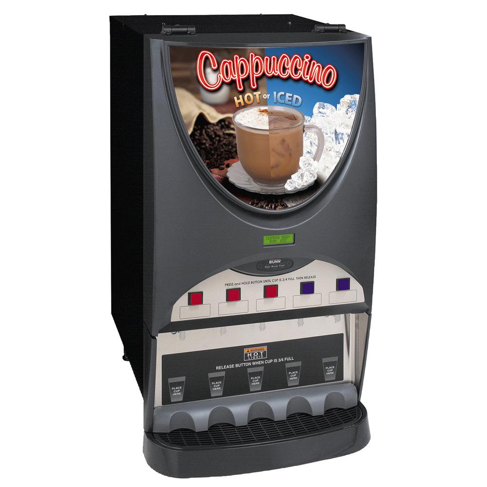 5 Head Cocoa/Cappuccino