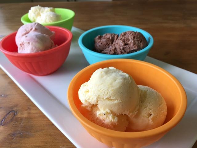 Ice cream quartet