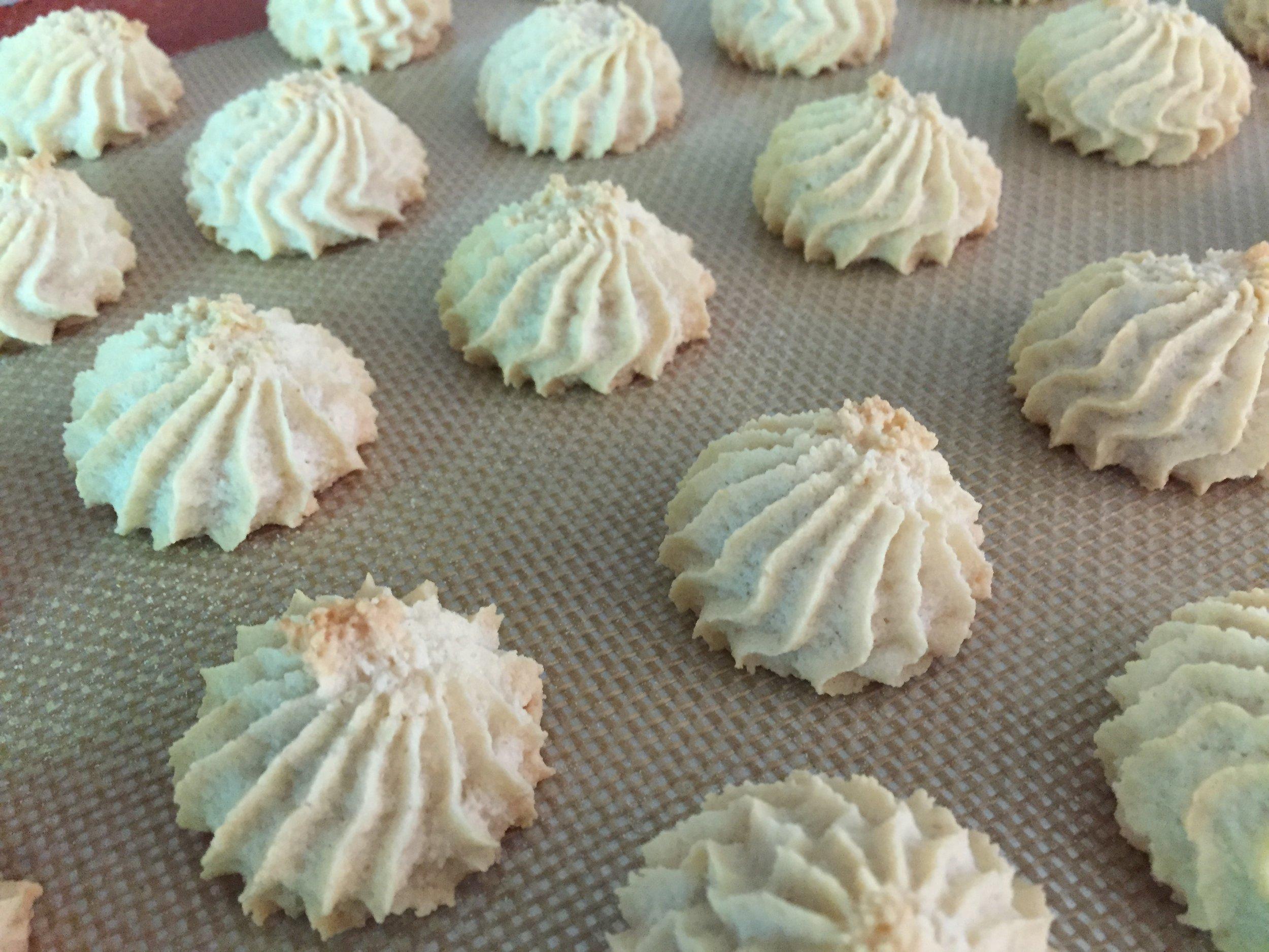 Macarons de Montmorillon  version one