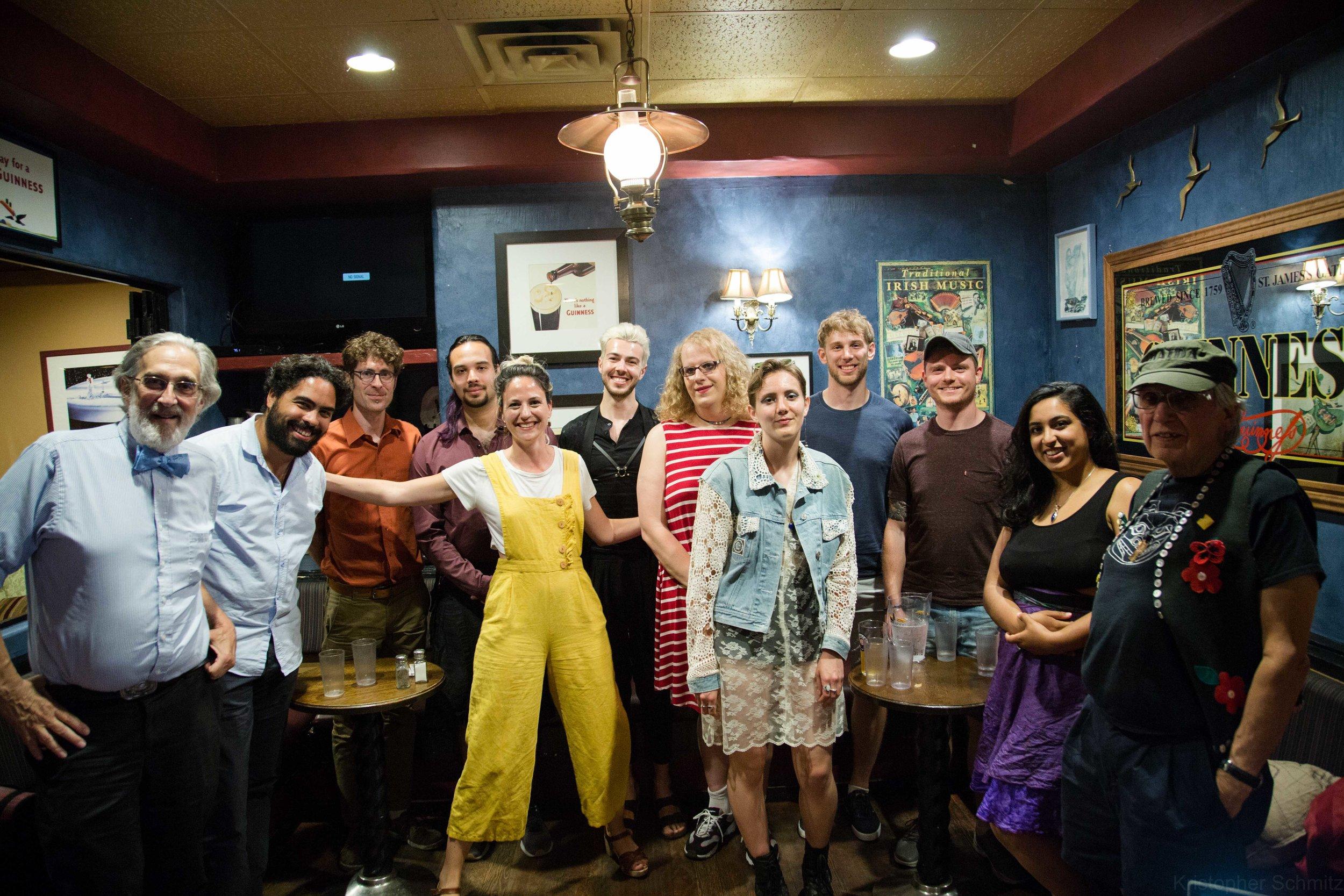 Storyteller group