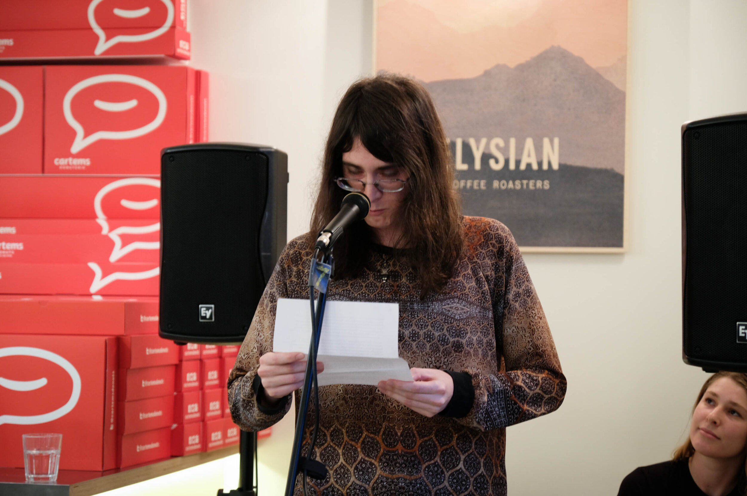 Storyteller, Monica on: her experience as a trans woman with a deep voice - a story of vulnerability and resilience