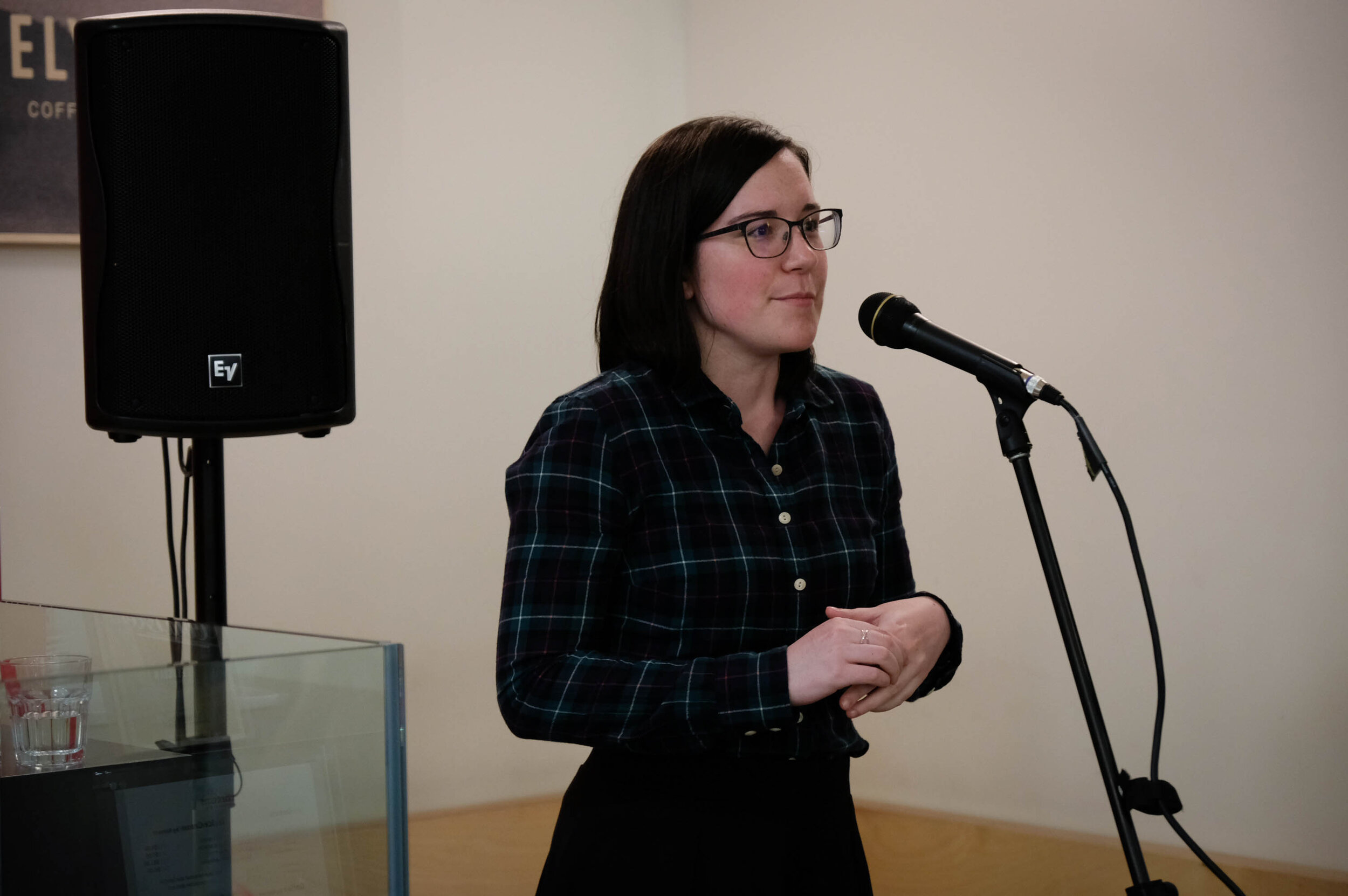 Storyteller and poet Megan on: the expectations of femininity and the harms therein