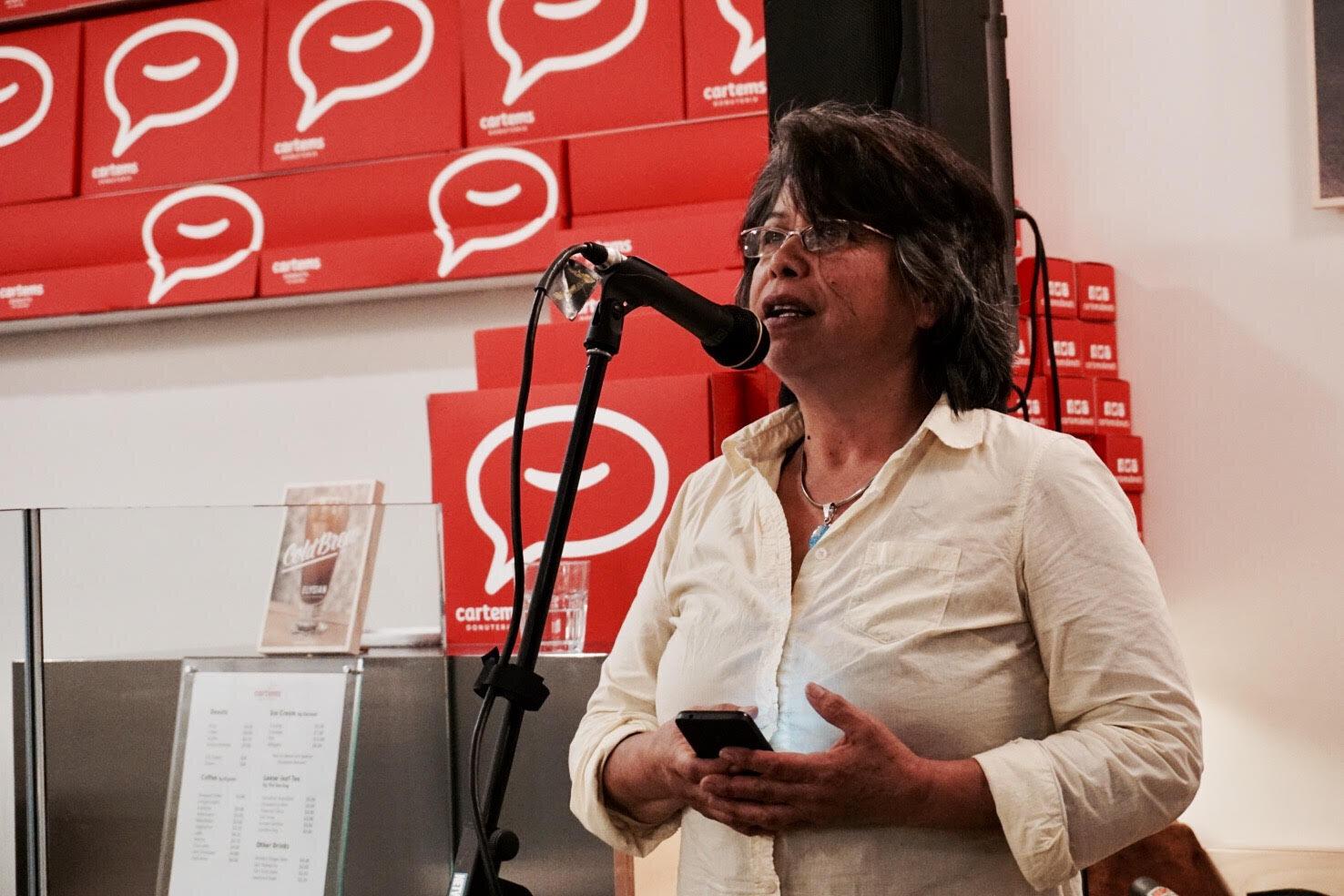 Gloria's mission at: pachamamahub.org/