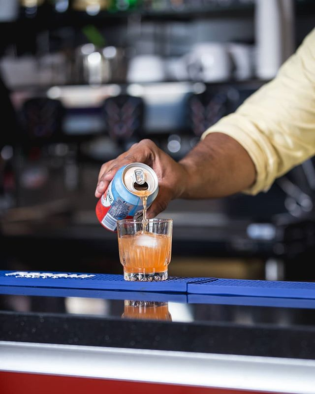 Starting the weekend off right with a refreshing cocktail from #ToutiCafe 🍬  #TheSweetSpot . . . . . . . #cocktails #bestgelatointown #drinks #cocktailsofinstagram #torontowaterfront #freshfruits #cocktail #torontoeats #torontoblogger #tastethesix #baileysirishcream #juice #TorontoFood #Finditliveit #torontolife #torontobar #theartofslowliving #LiveAuthentic #TorontoEats #TorontoBloggers #Toronto  #TasteTheSix #lcbo #TorontoFoodie #FoodBloggers #Foodgasm #Coffee