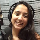 Caroline de Moraes - Voluntária