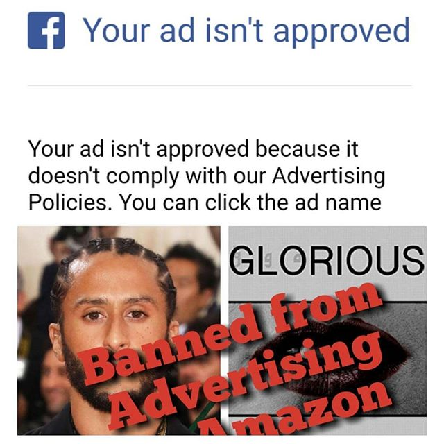 Glorious Verve, the novel, is now banned from Advertising on Facebook due to questionable Islamic content. Full shadow banning in 3, 2, 1...