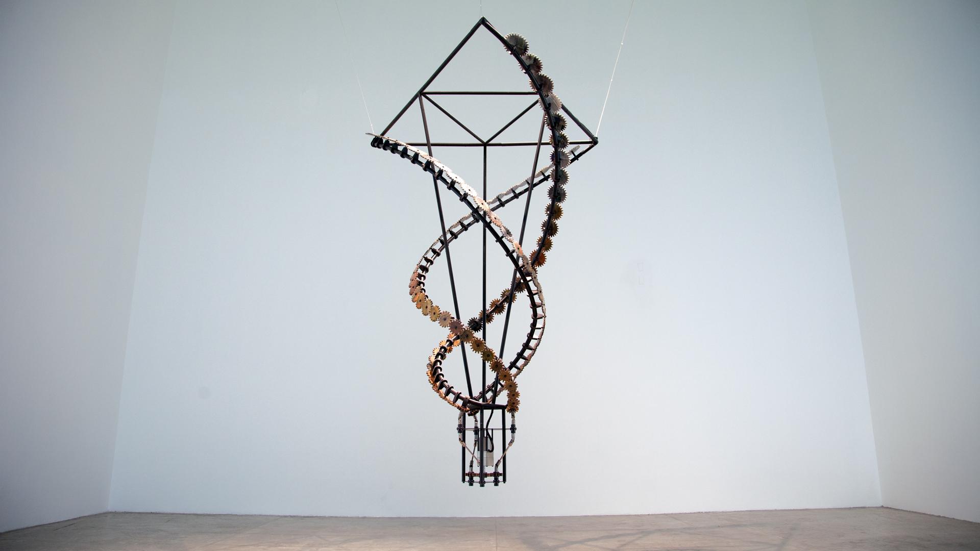 Marcela Armas (Mexico, b. 1976) Vórtice/Vortex , 2013.Image courtesy of the artist