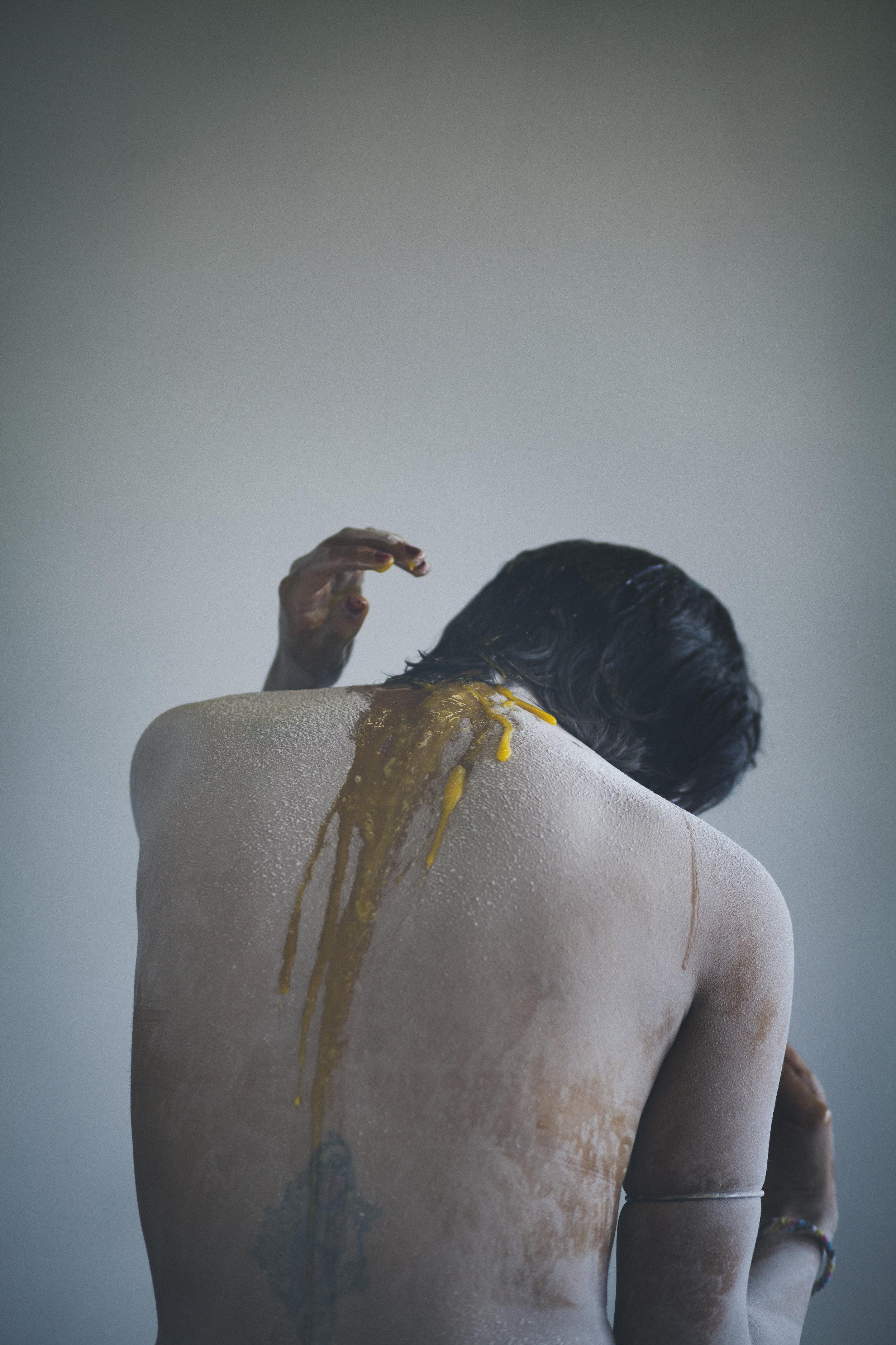 - Daniela Riojas(U.S.A., b. 1989)Limpia 1, 2014 Digital photograph, 34 x 24 inches Courtesy of the artistDownload (JPG)