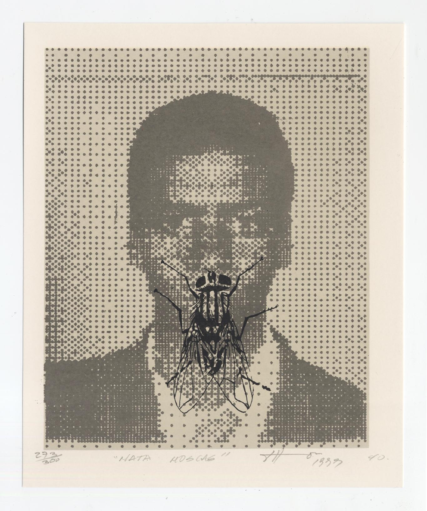 - Multiple Artists(Cuba & U.S.A, 1940s – 1970s)La Huella Múltiple, 1999Xilographs, ed. 273/300Gift of Darrel CouturierM.2017.003.a-bbbDownload (JPG)