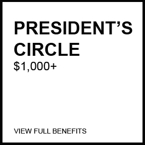 President's Circle, Click Here to See Full Benefits