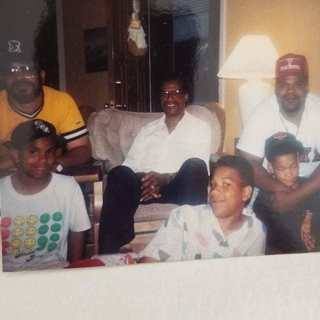 The cloth we cut from....C Cipher, CC's  #clark #campbell #cipher #family #ripgrandfather #tbt