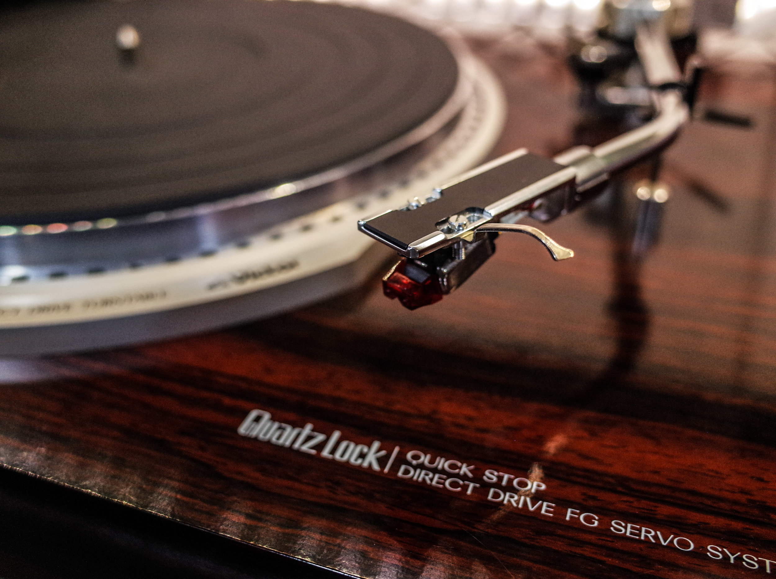 turntables -