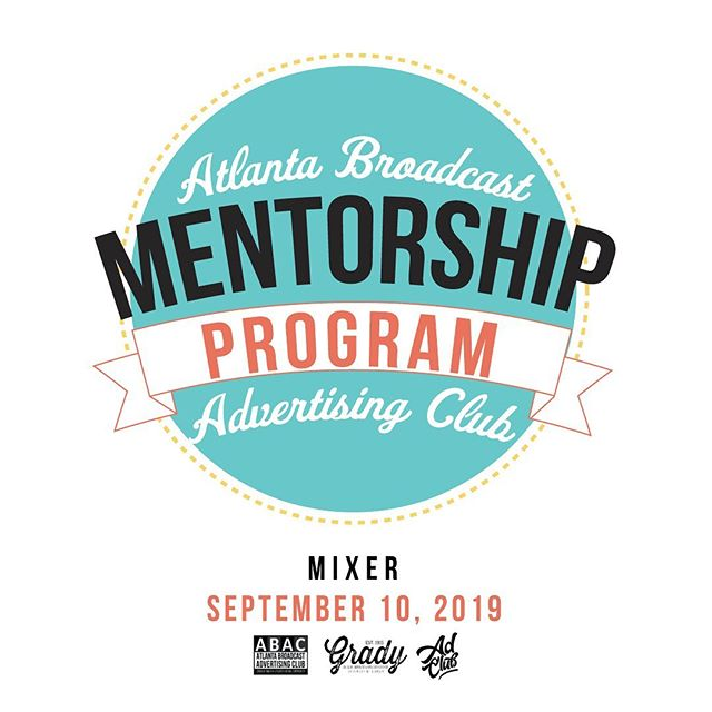 TONIGHT‼️ The ABAC Mentorship Program is a great way to gain real-world experience in the advertising industry! Tonight at 7pm in Grady 412, join us & ABAC speakers Sean Jones, Caroline Youngs and Brian Greathouse to hear what the mentorship program is all about!