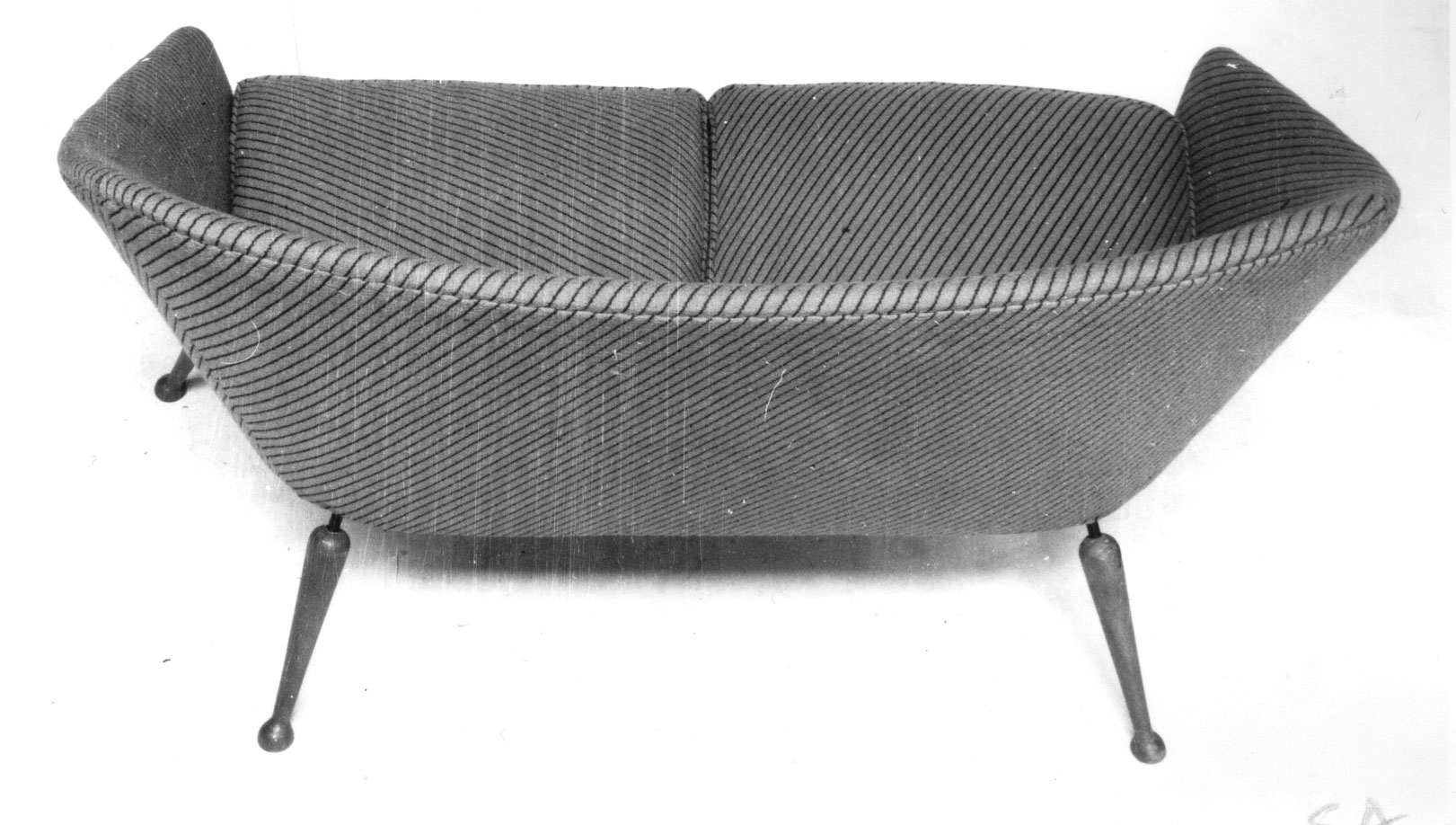 Town House settee, 1956