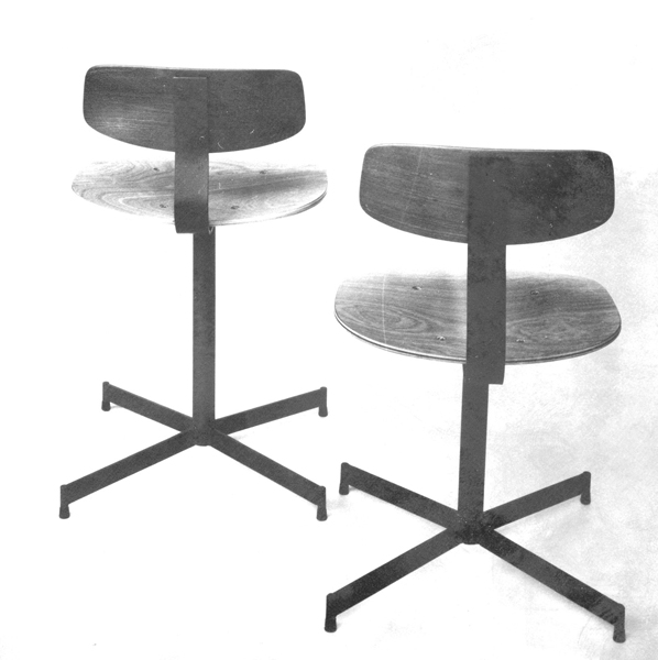 Lab chairs, 1960