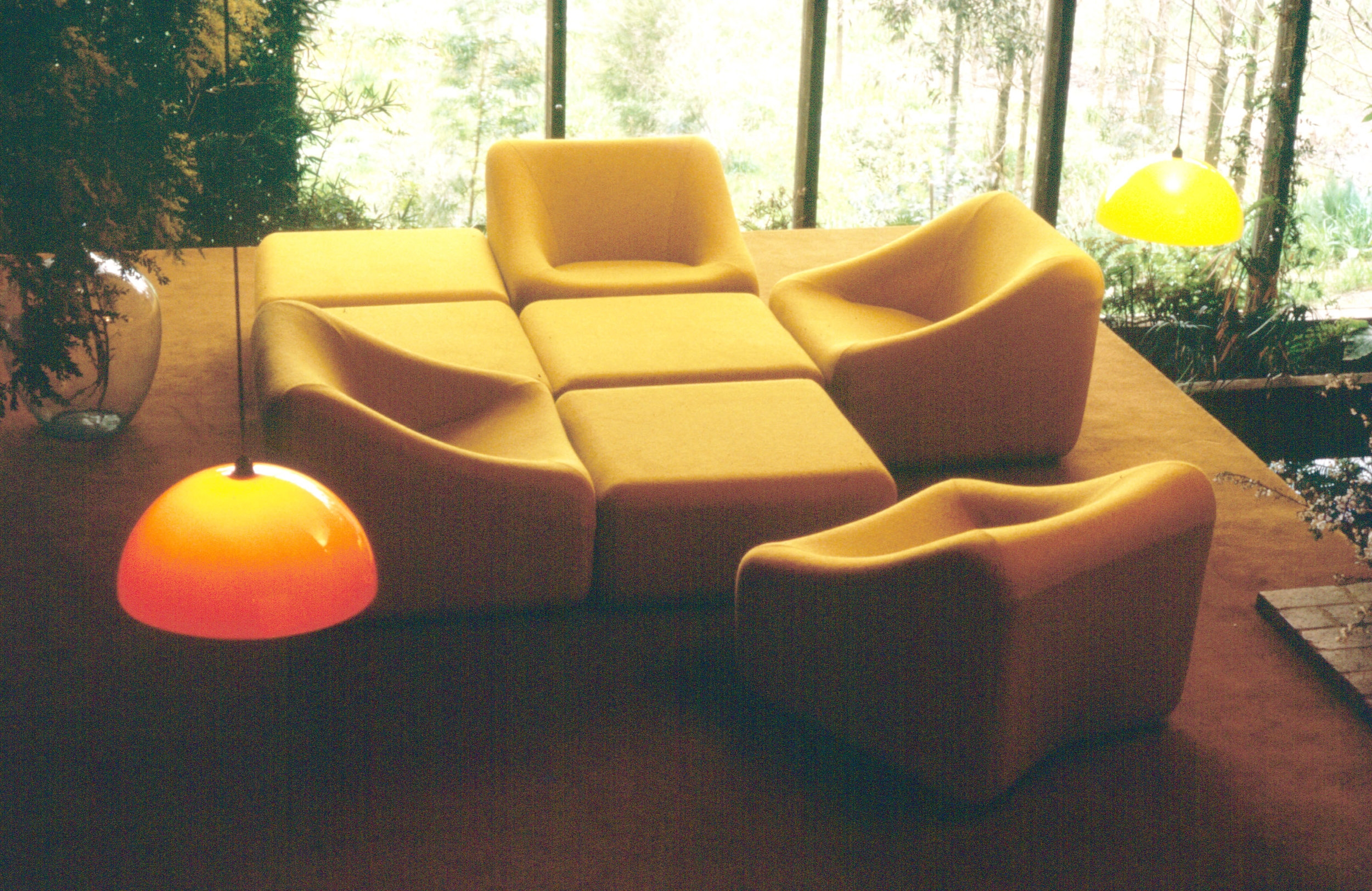 Numero IV lounge range, 1973