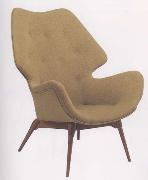 B230 Contour armchair
