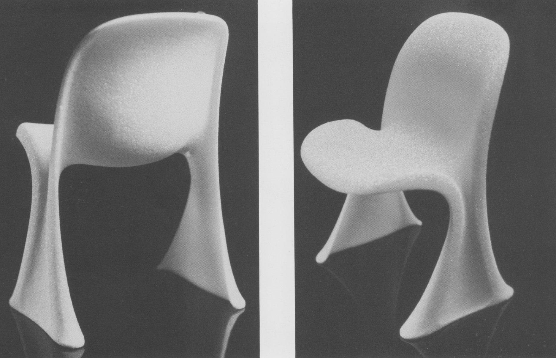 73 chair, 1971