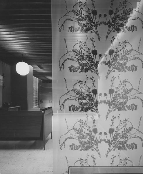 ANTA interior fitout, 1959