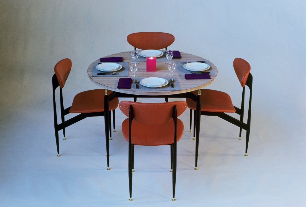 Scape dining setting, 1960
