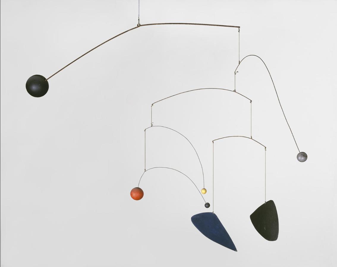 Alexander Calder c 1932 Mobile