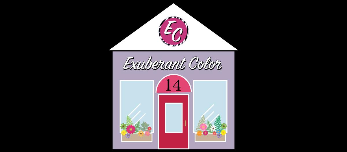 Exuberant Color by Wanda S. Hanson