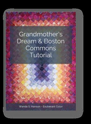 Grandmother's Dream & Boston Commons Tutorial