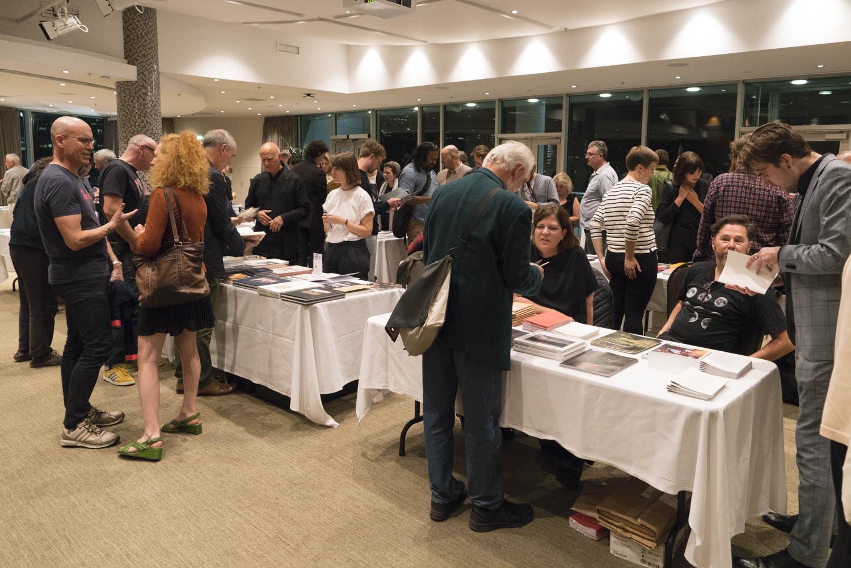 Book fair, Photobook/NZ 2018, Te Papa, Friday 9 March.