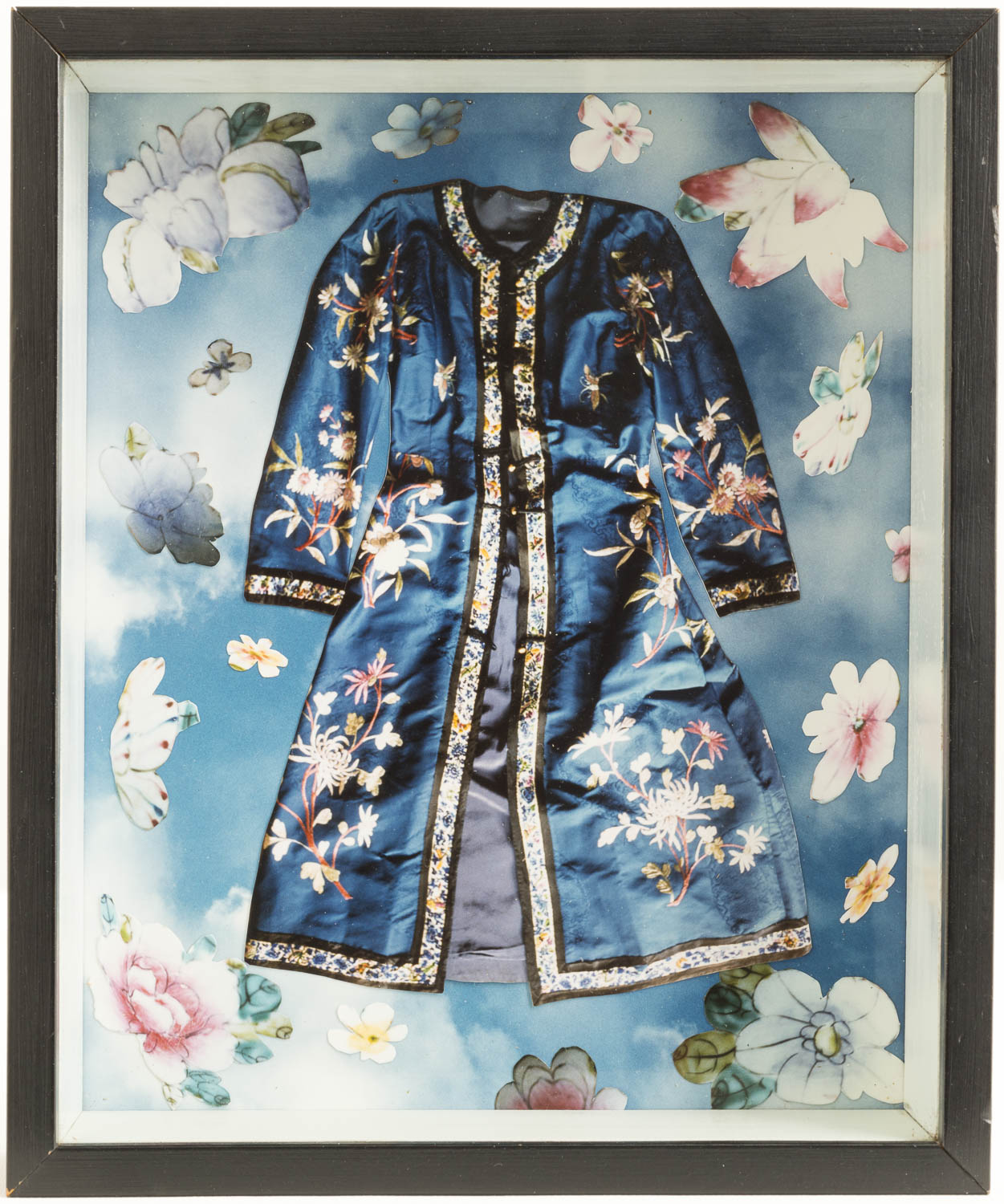 'China Coat' 1982. From 'The Coats of Deception' series