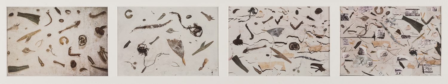 The Unswept Floor (1986)From the exhibition Disarray in Æquili