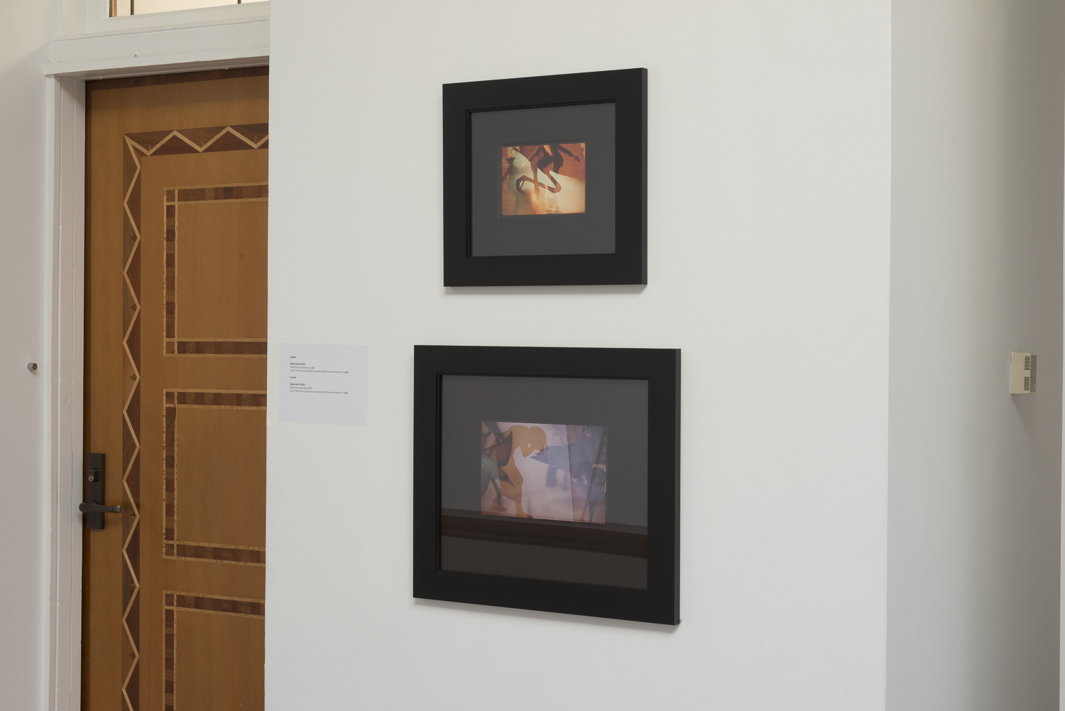 Real Pictures: Imaging XX installation, Gus Fisher Gallery, Auckland, June 2017. Deborah Smith.